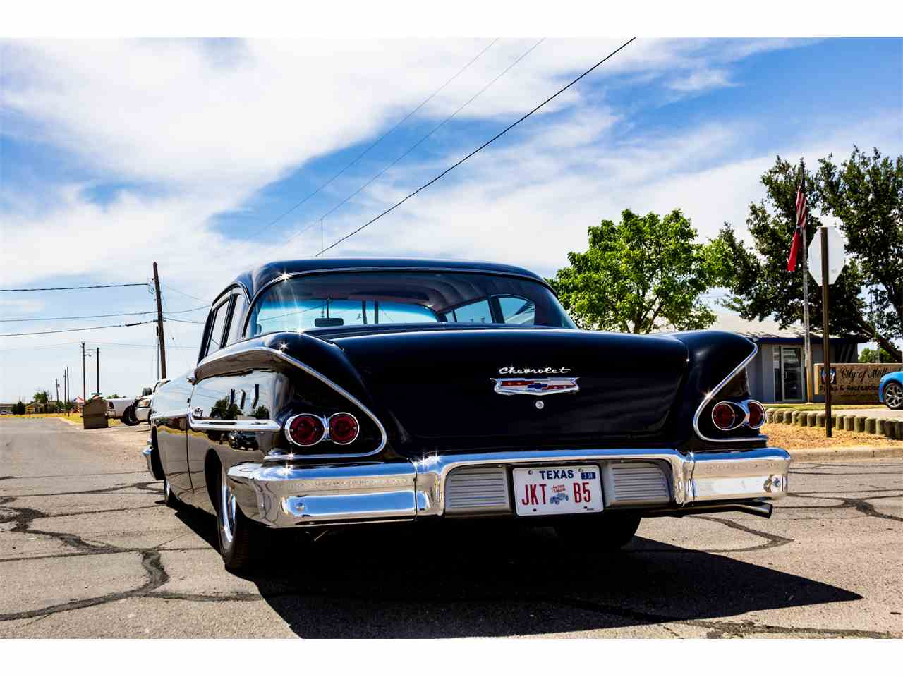 Large Picture of 1958 Chevrolet Del Ray located in Midland Texas - $41,500.00 Offered by a Private Seller - LVAQ