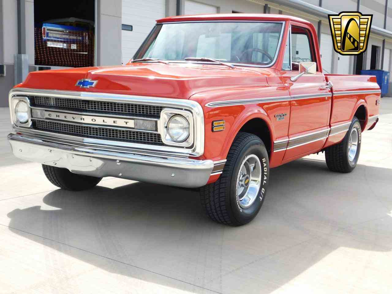 Large Picture of '69 C10 - LV2A