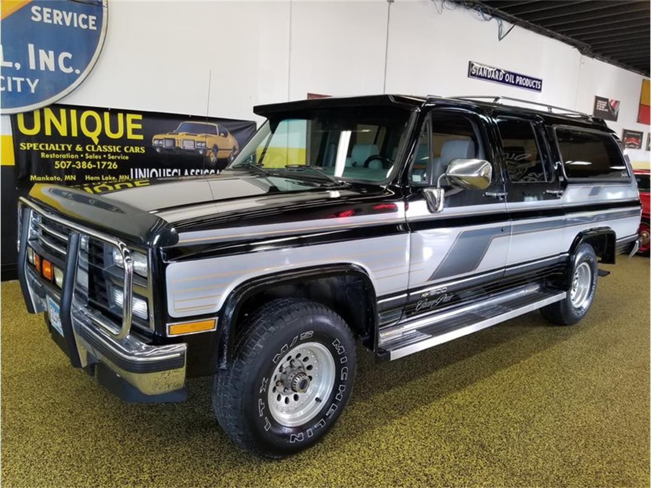 Large Picture Of 89 Suburban Grand Prix Conversion 4x4 Lxnw