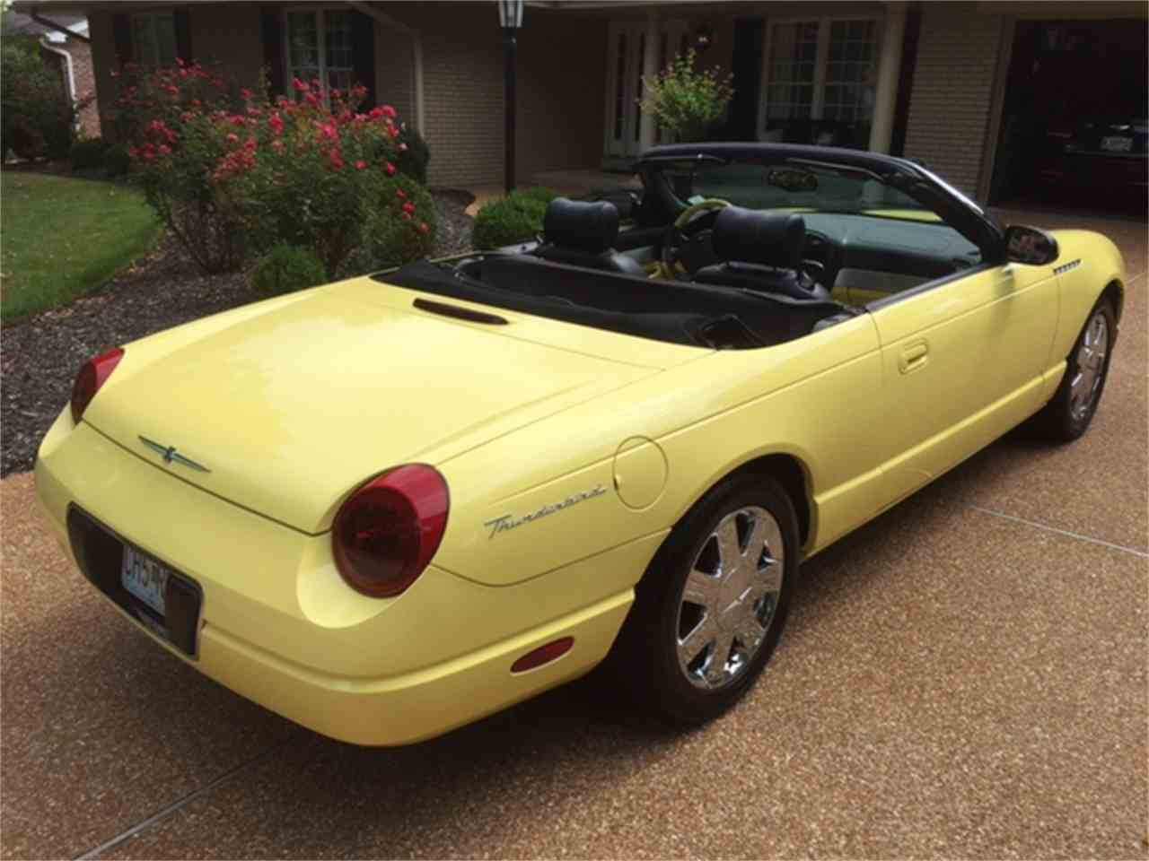 Large Picture of '02 Thunderbird - LVAT