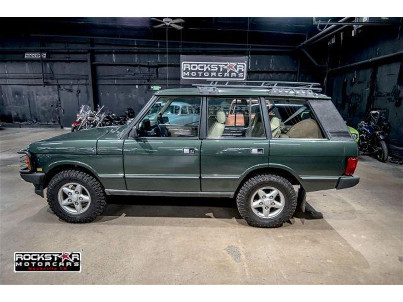 1995 land rover range rover for sale | classiccars | cc-1023441