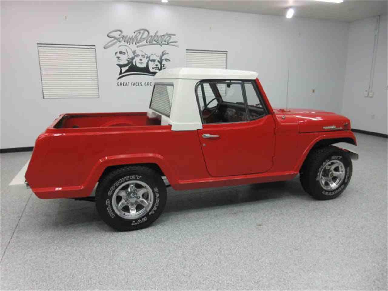 1968 jeep commando for sale cc 1023463. Black Bedroom Furniture Sets. Home Design Ideas