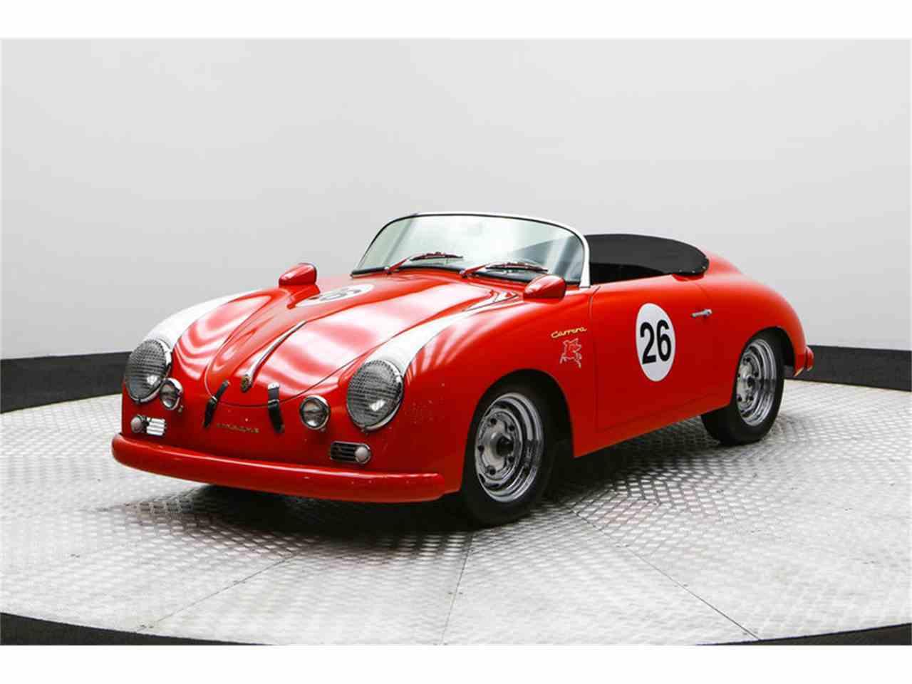 1964 volkswagen 1957 porsche 356 speedster kit car for sale cc 1023468. Black Bedroom Furniture Sets. Home Design Ideas