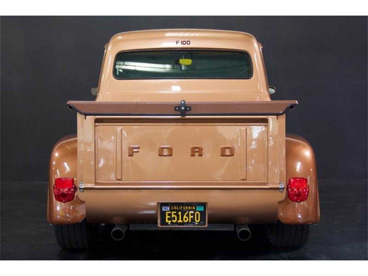 1955 Ford F100 For Sale Cc 1023502 Side Large Picture Of Classic 55 Located In Milpitas California Auction Vehicle Lxqm