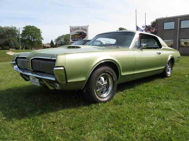 Picture of 1967 Mercury Cougar located in Troy Michigan - $23,750.00 Offered by  - LXQU