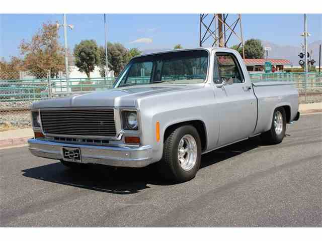 Picture of Classic 1973 C/K 10 - $32,900.00 Offered by  - LXRE