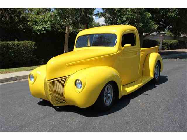 Picture of '40 Pickup - LXRP