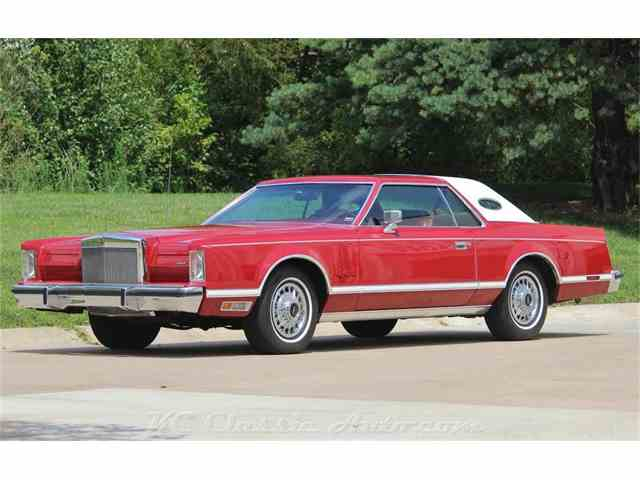 Picture of 1979 Lincoln Mark V - $14,900.00 Offered by  - LXSJ