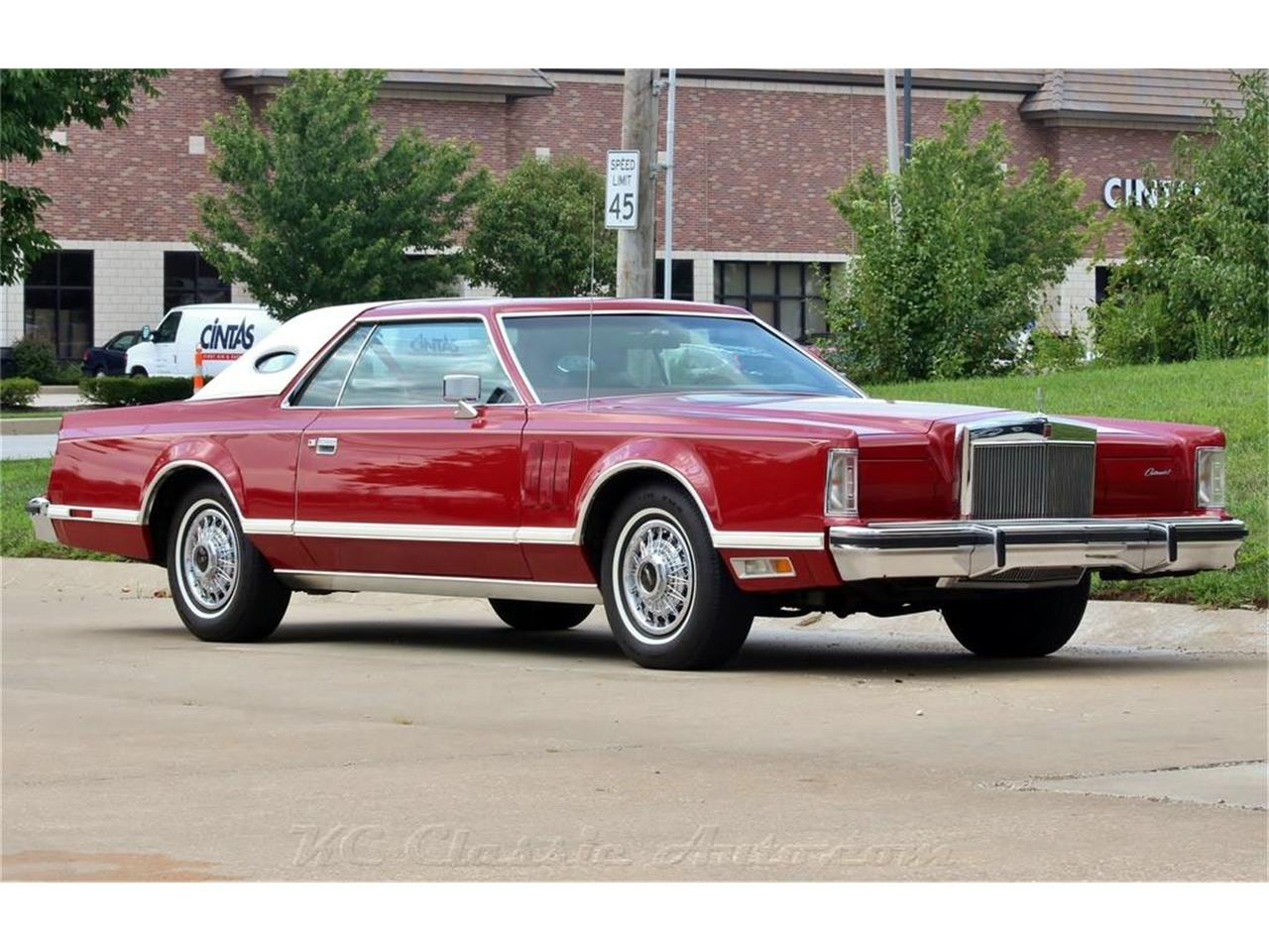 Large Picture of 1979 Lincoln Mark V - $14,900.00 Offered by KC Classic Auto - LXSJ