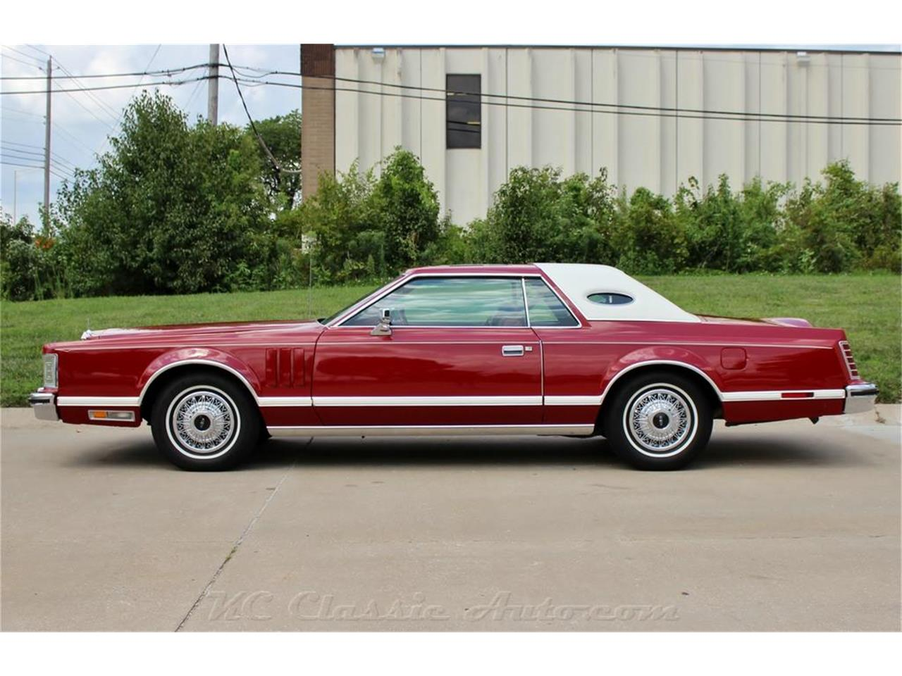 Large Picture of 1979 Mark V located in Kansas - $14,900.00 Offered by KC Classic Auto - LXSJ