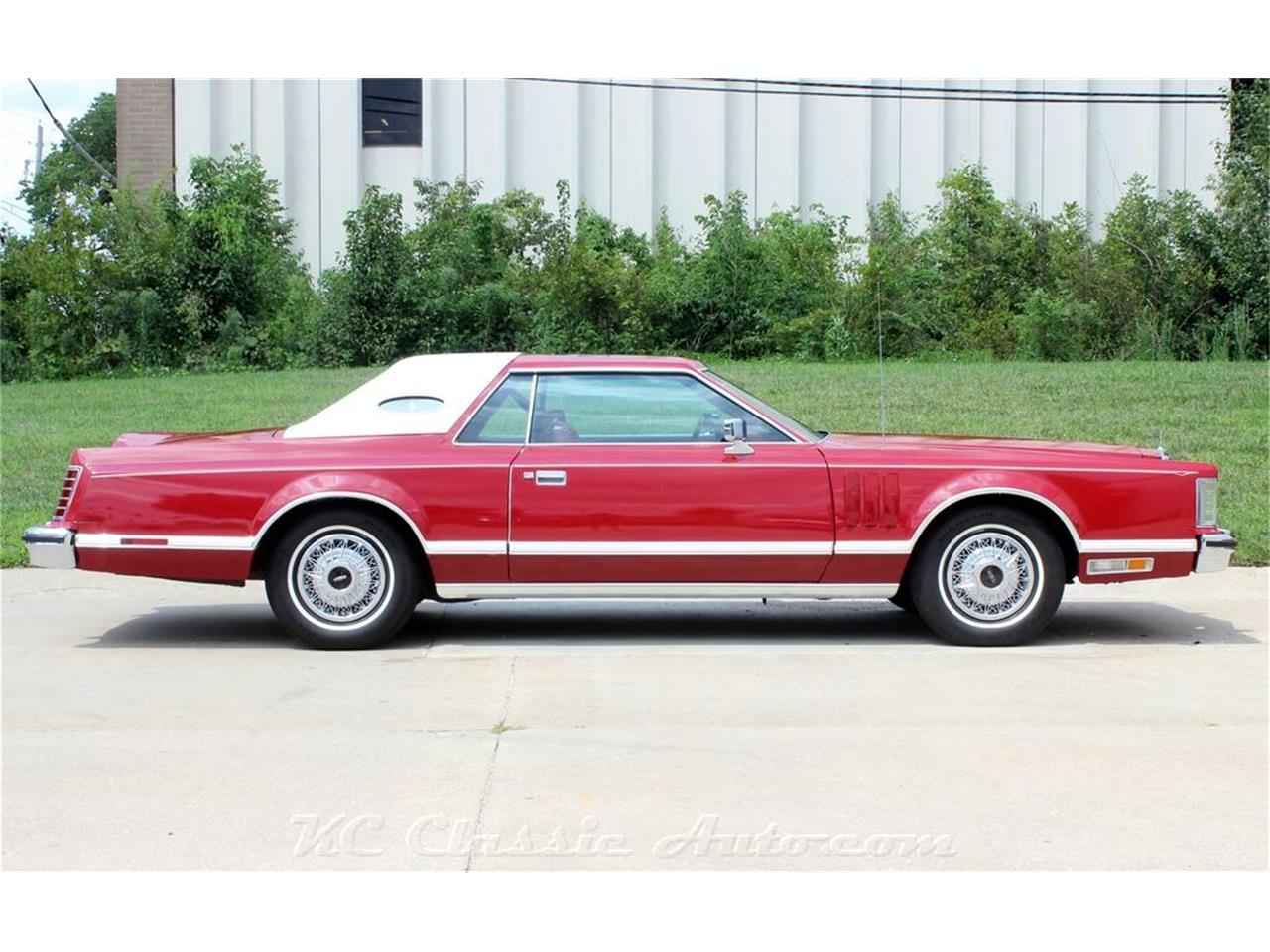 Large Picture of 1979 Lincoln Mark V Offered by KC Classic Auto - LXSJ