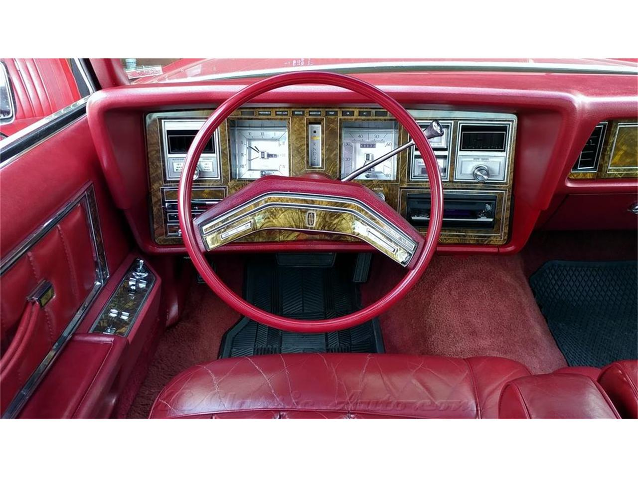 Large Picture of 1979 Mark V located in Lenexa Kansas Offered by KC Classic Auto - LXSJ