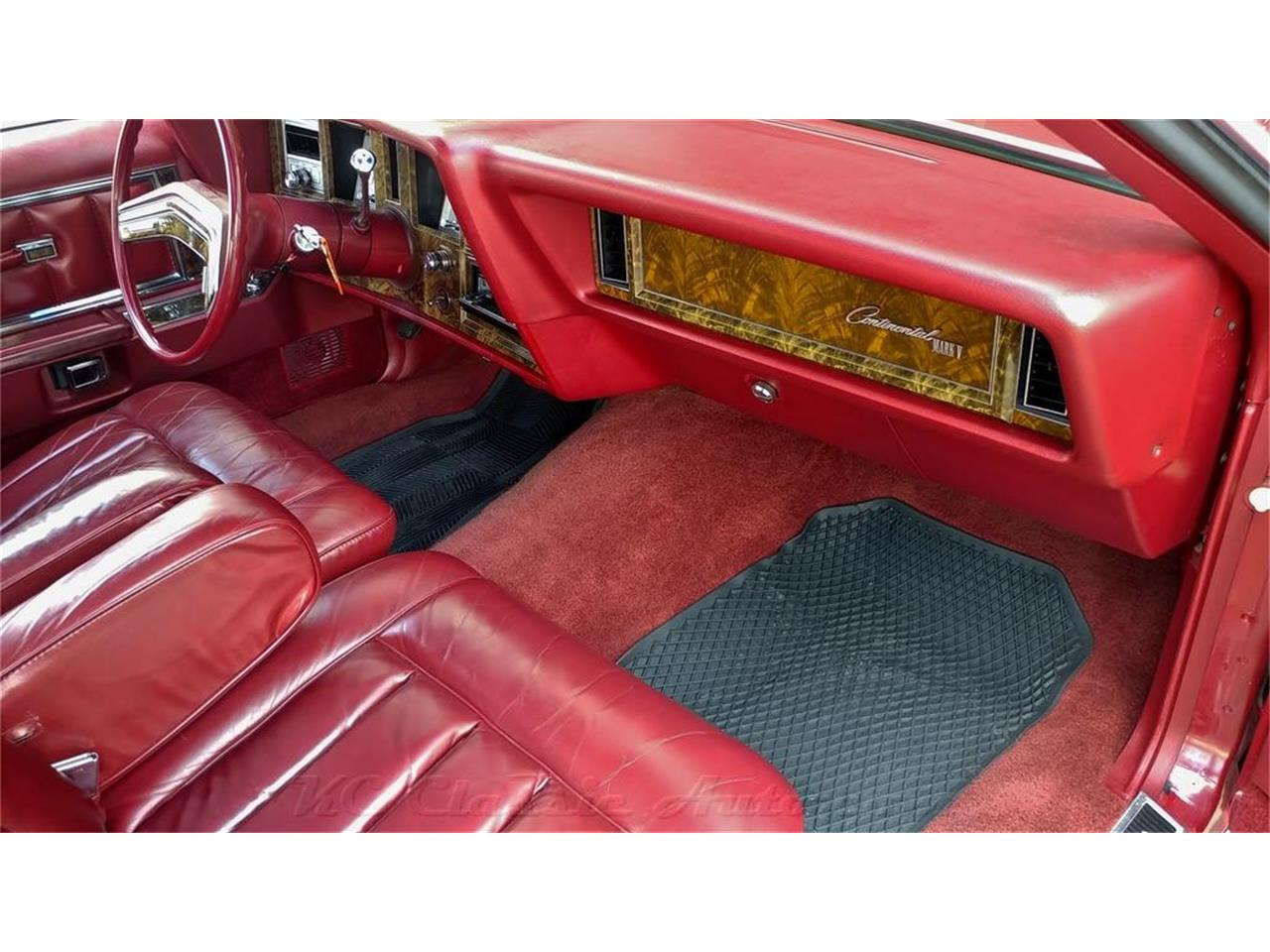 Large Picture of '79 Lincoln Mark V located in Kansas - $14,900.00 Offered by KC Classic Auto - LXSJ