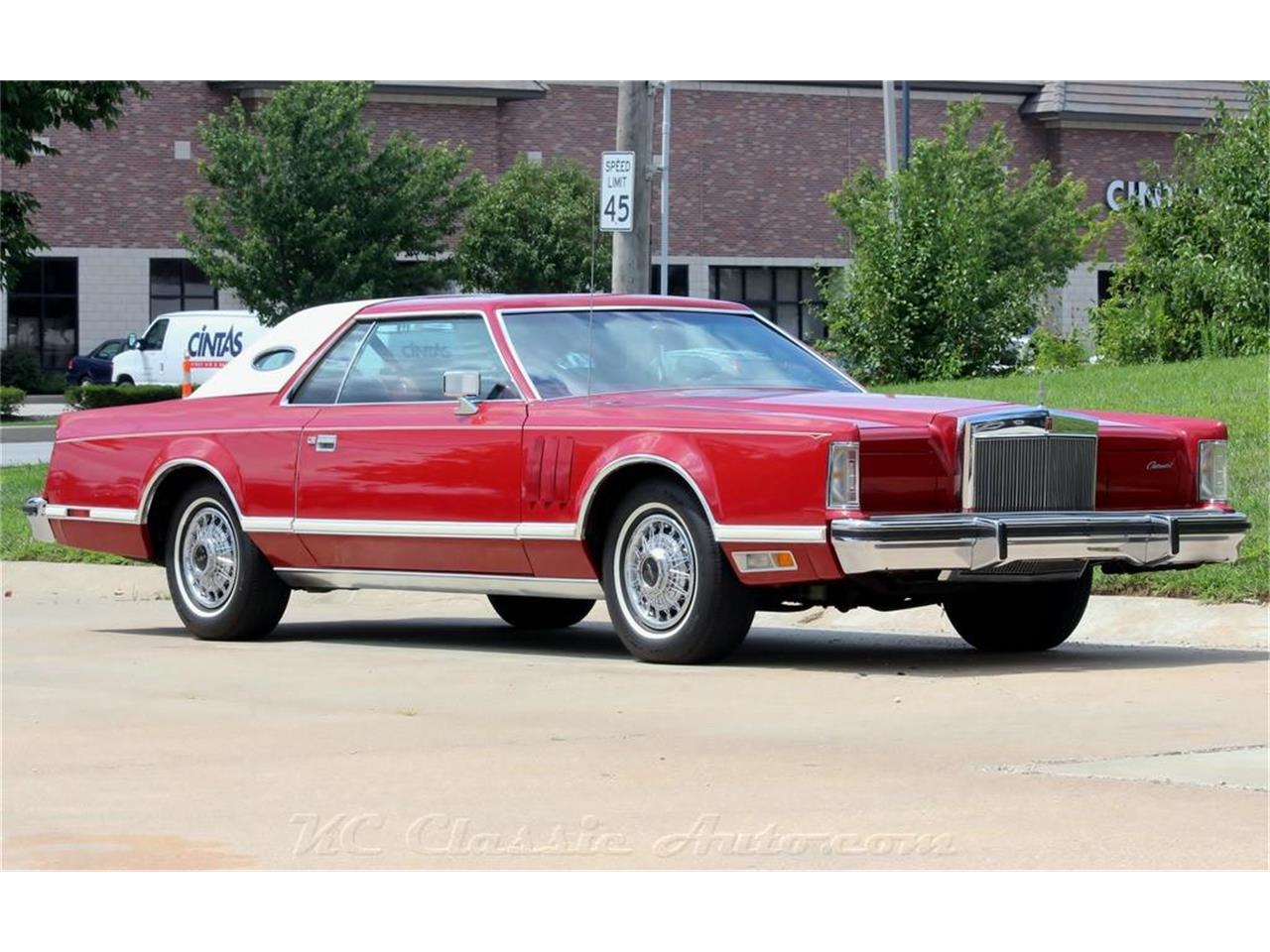 Large Picture of '79 Mark V - $14,900.00 Offered by KC Classic Auto - LXSJ