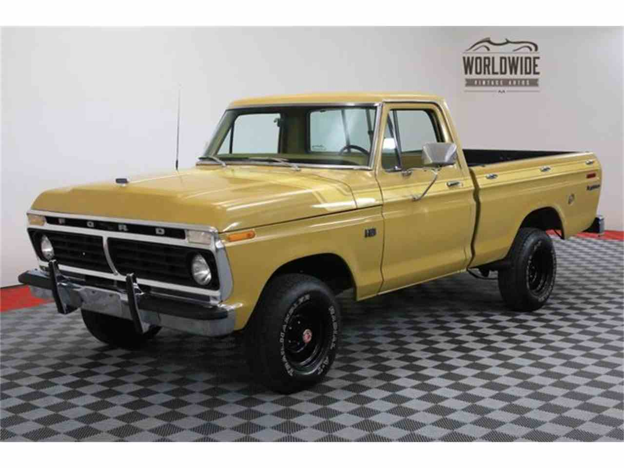 1975 Ford F100 for Sale | ClassicCars.com | CC-1023577