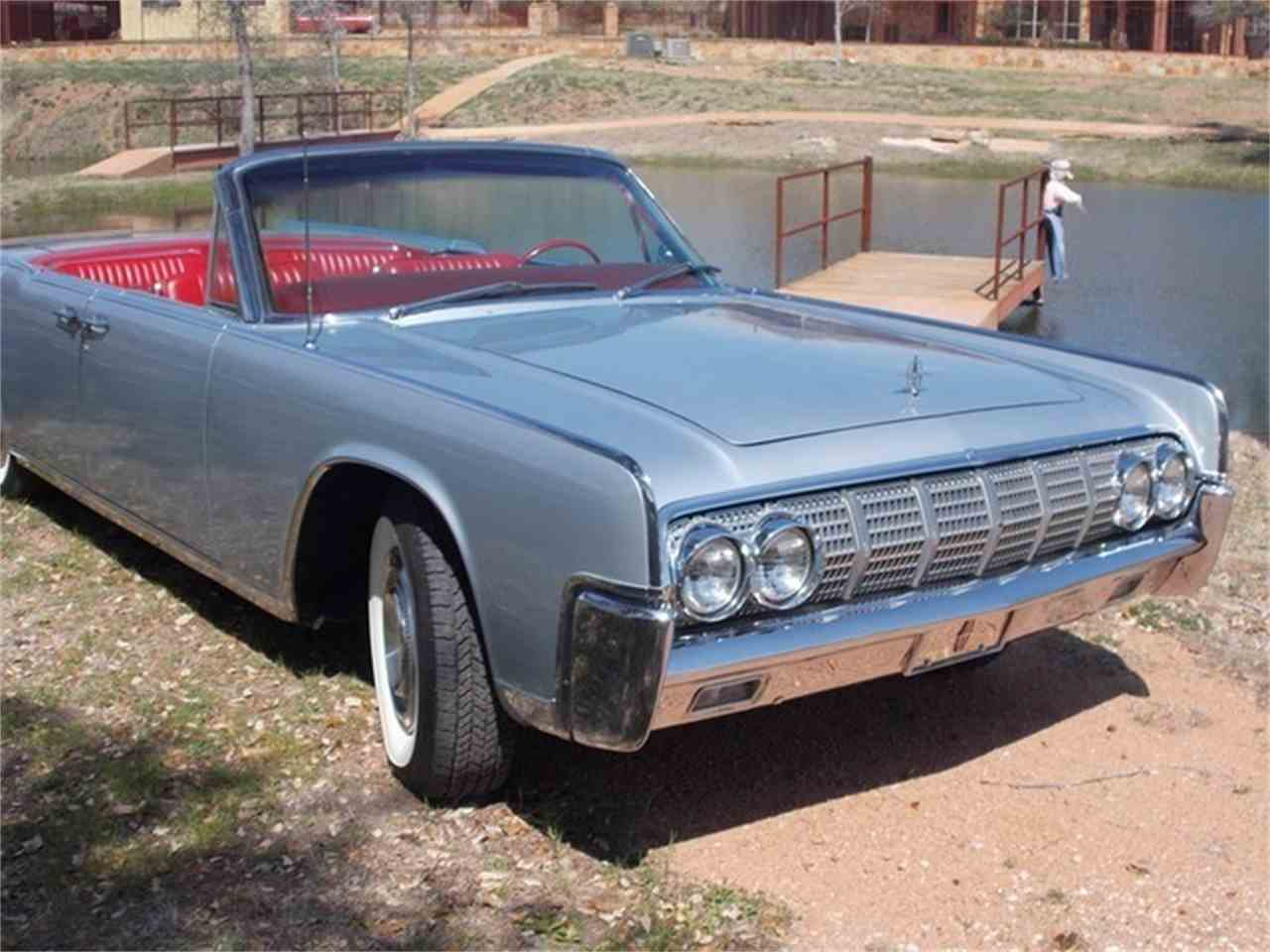 1964 Lincoln Continental for Sale | ClicCars.com | CC-1023586