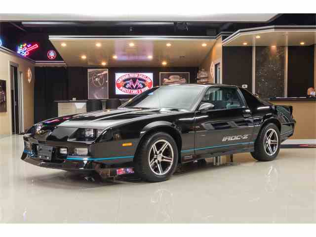 Picture of '89 Camaro IROC Z28 - LXT4