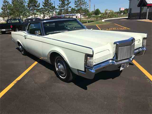 1969 Lincoln Continental for Sale on ClicCars.com