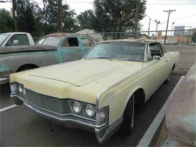 1966 to 1968 Lincoln Continental for Sale on ClicCars.com