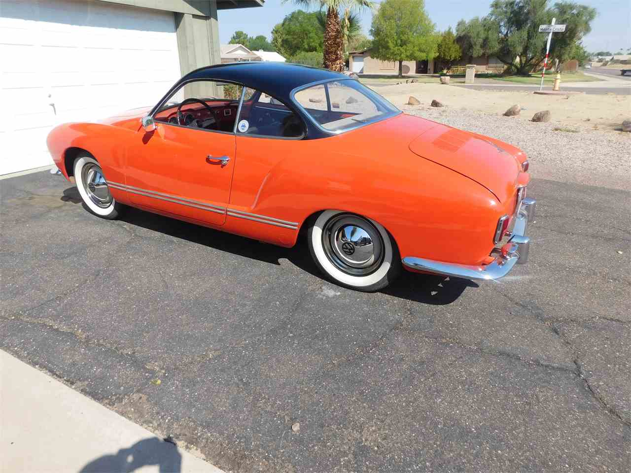 Large Picture of '56 Karmann Ghia - $33,000.00 - LVBF