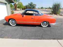 Picture of '56 Volkswagen Karmann Ghia - $33,000.00 - LVBF