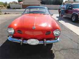 Picture of Classic 1956 Karmann Ghia Offered by Classic Car Pal - LVBF