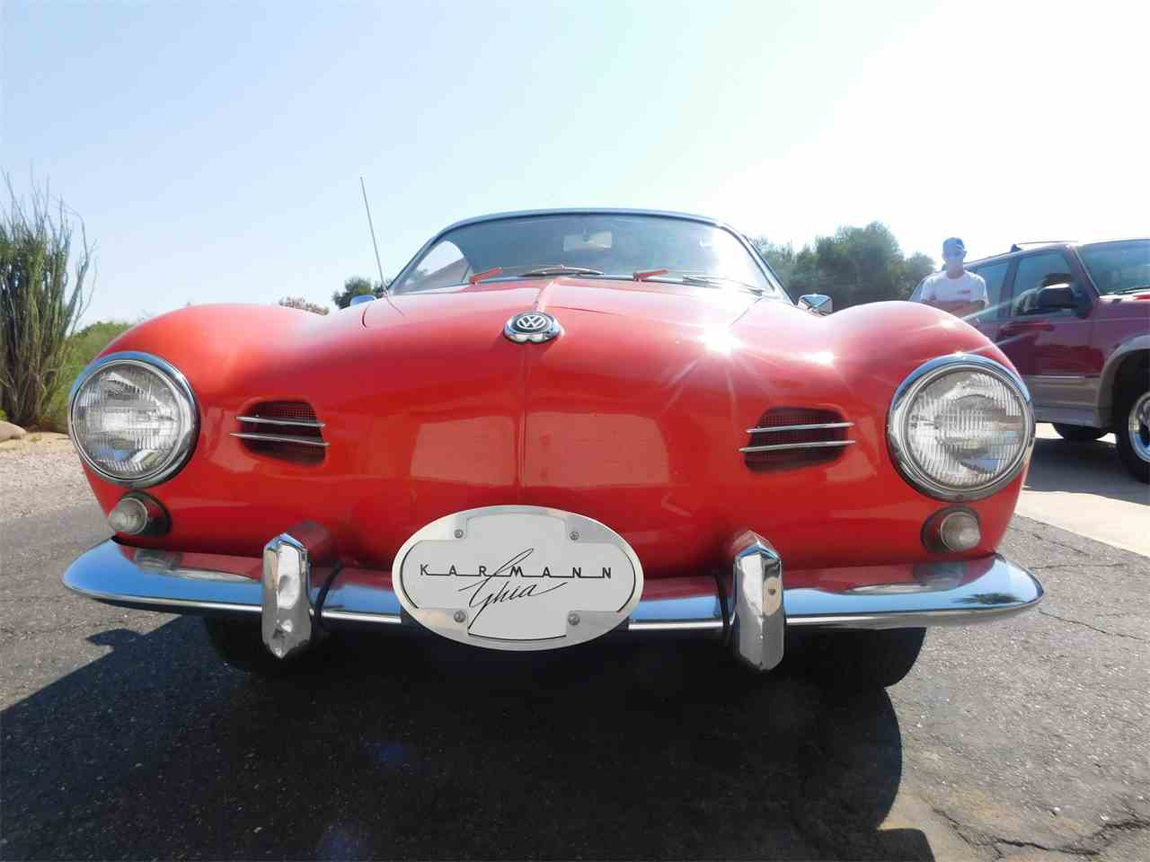 Large Picture of '56 Volkswagen Karmann Ghia - $33,000.00 Offered by Classic Car Pal - LVBF