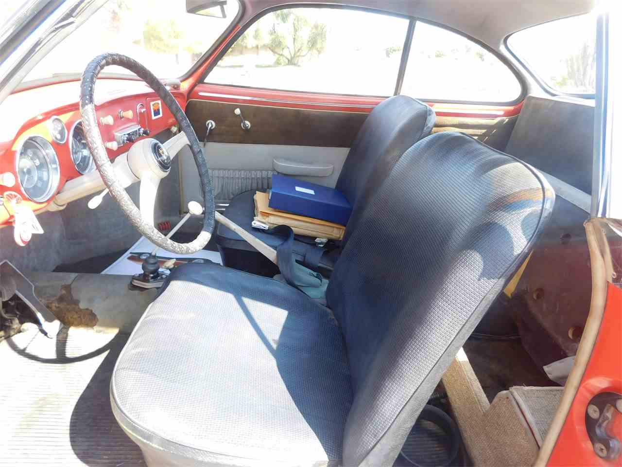 Large Picture of Classic 1956 Volkswagen Karmann Ghia - $33,000.00 - LVBF