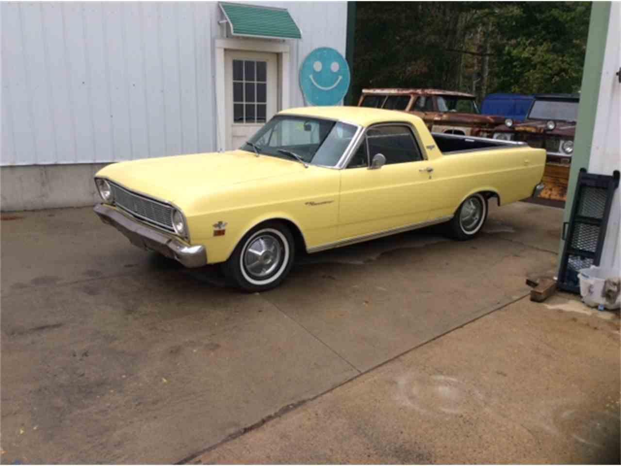 1966 Ford Ranchero for Sale | ClassicCars.com | CC-1023657