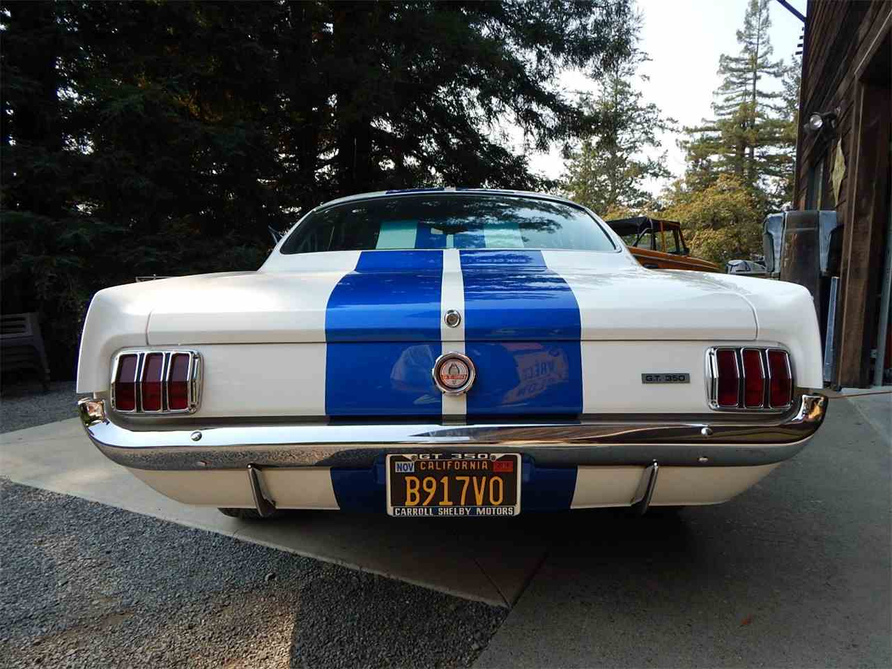 Large Picture of '65 Mustang - LVBK