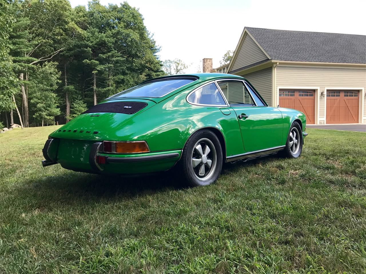 Large Picture of '72 911S - LXVL
