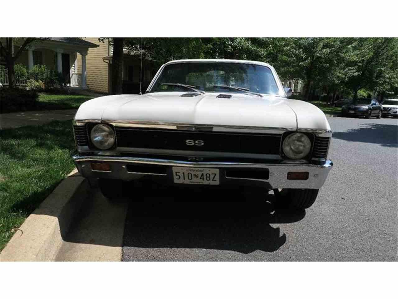 1969 Chevrolet Nova for Sale | ClassicCars.com | CC-1023748