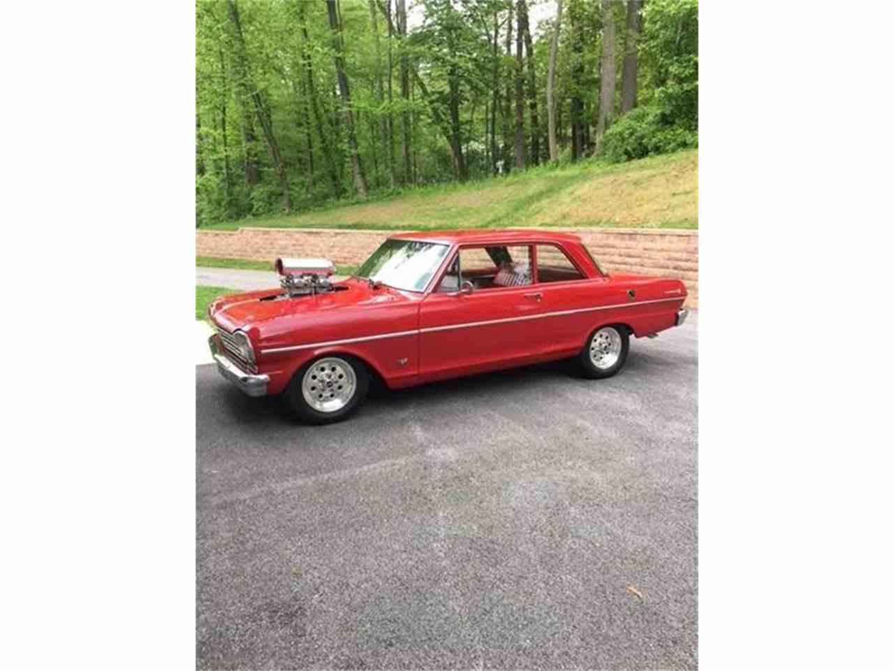 1963 Chevrolet Nova for Sale | ClassicCars.com | CC-1023761
