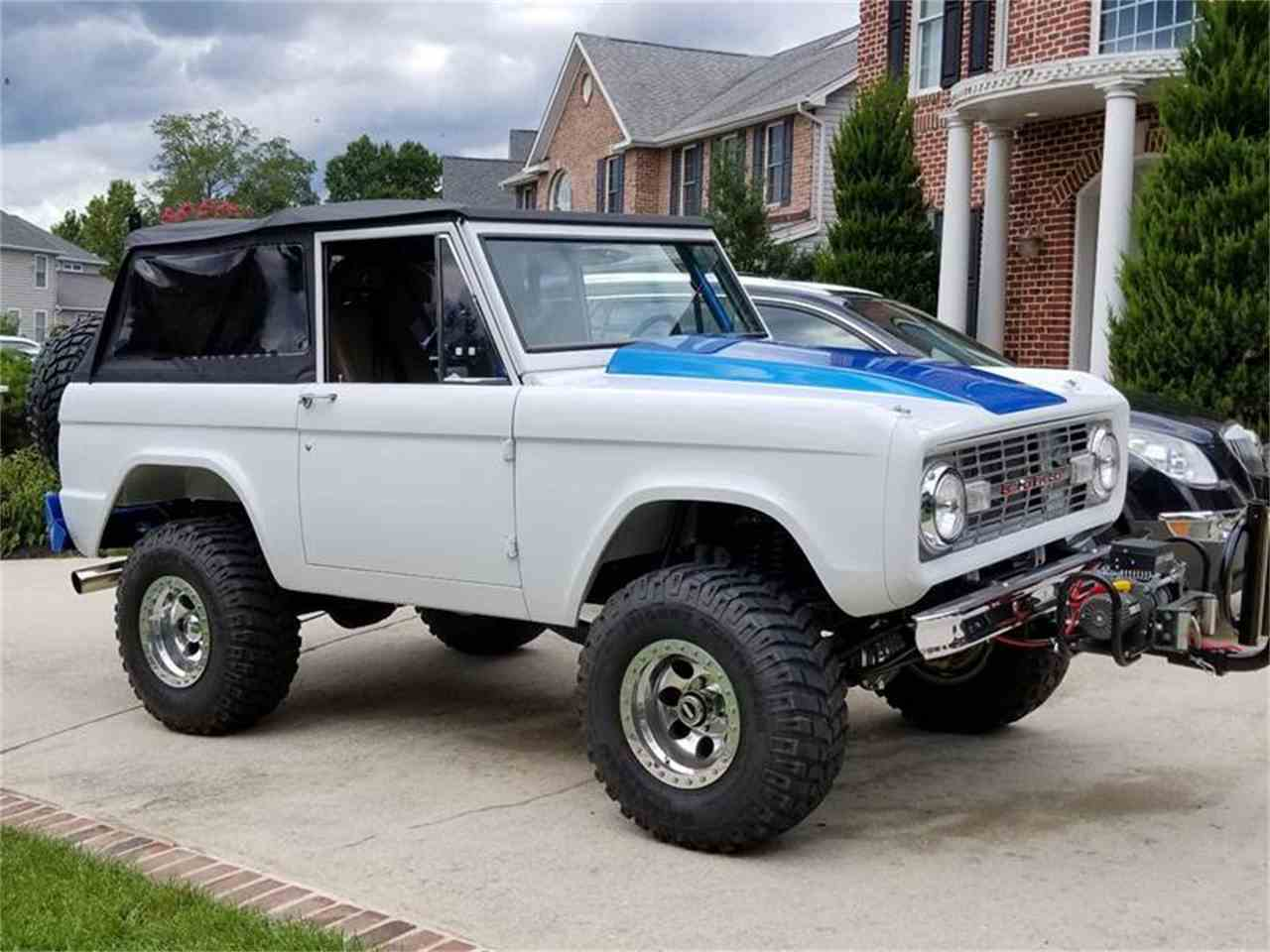 Ford Bronco For Sale In Maryland1969 1969 Ranger Xlt Classiccars Com Cc 1023812