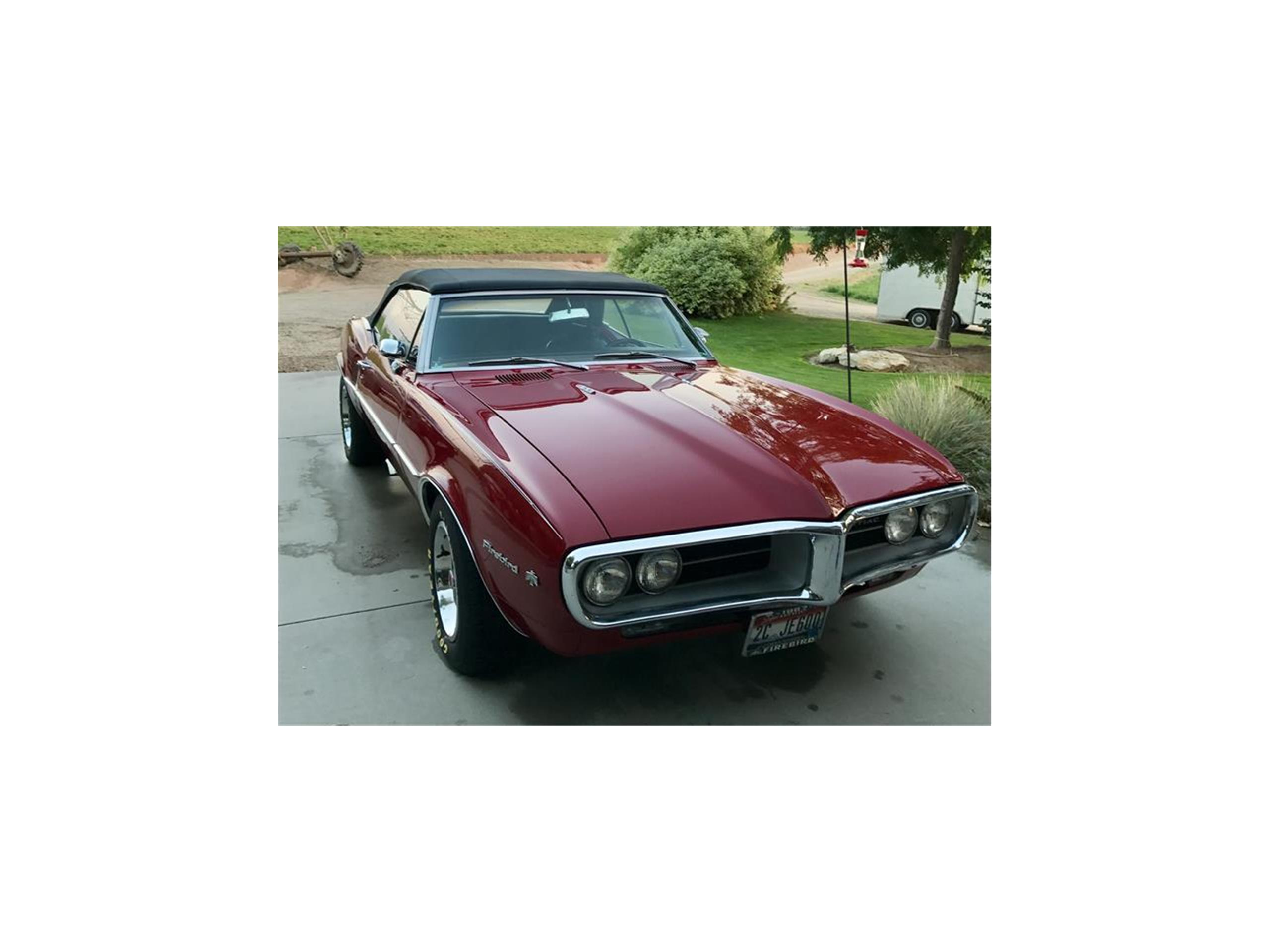 Large Picture of '67 Firebird - LVBY