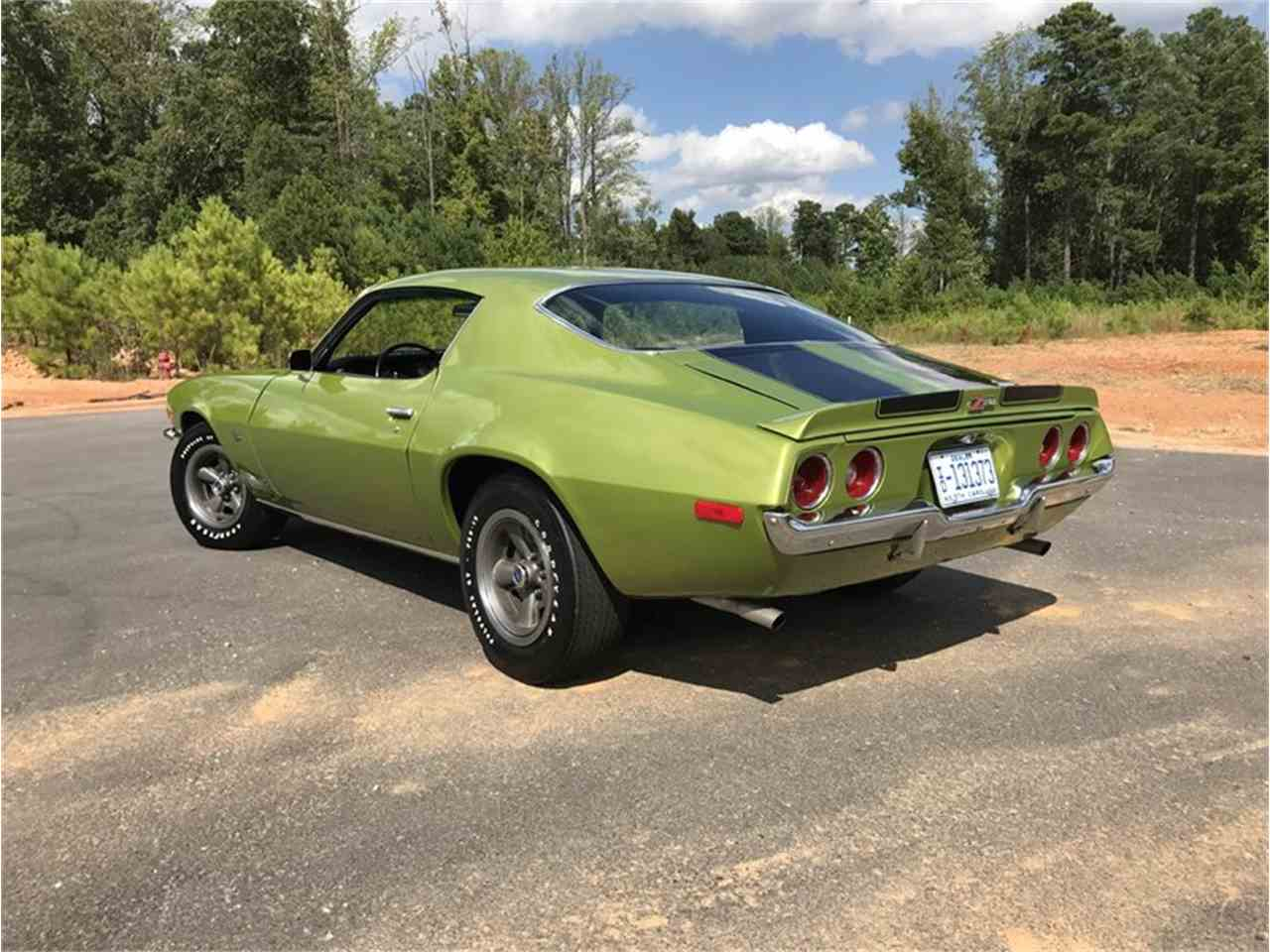 1970 chevrolet camaro z28 for sale cc 1023825. Black Bedroom Furniture Sets. Home Design Ideas