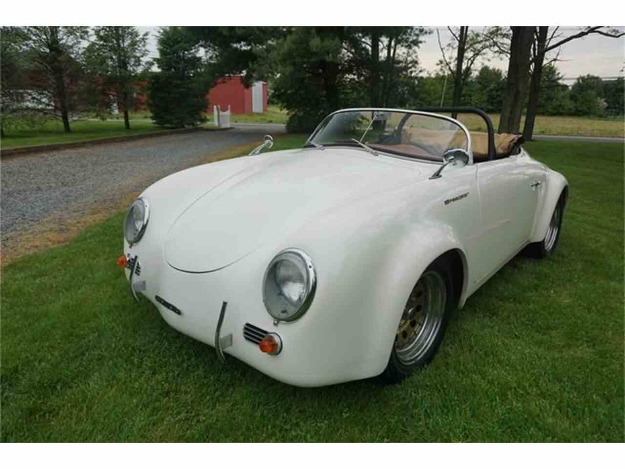 1956 Porsche 356 Replica for Sale | ClicCars.com | CC-1023836