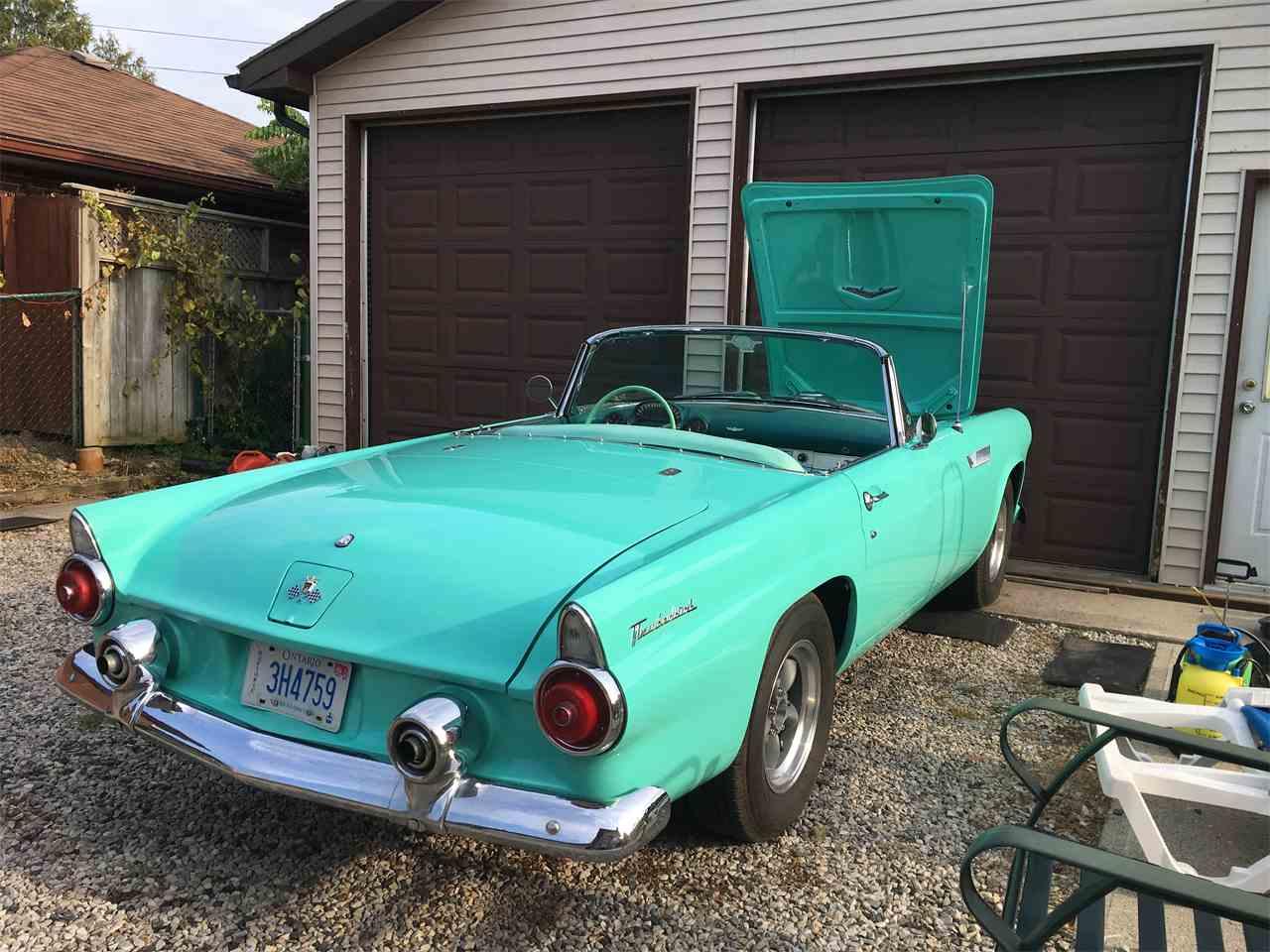 1955 ford thunderbird for sale cc 1023842. Black Bedroom Furniture Sets. Home Design Ideas