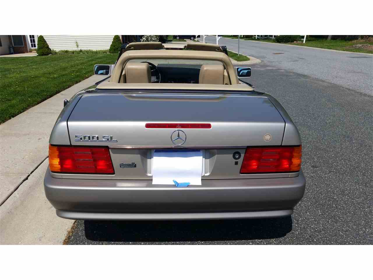 Large Picture of 1990 500SL - $11,500.00 - LY0I