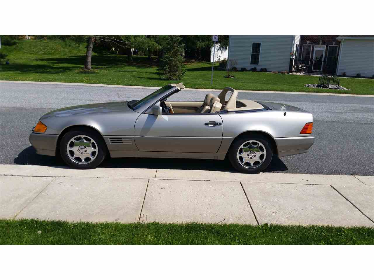 Large Picture of 1990 500SL Offered by a Private Seller - LY0I
