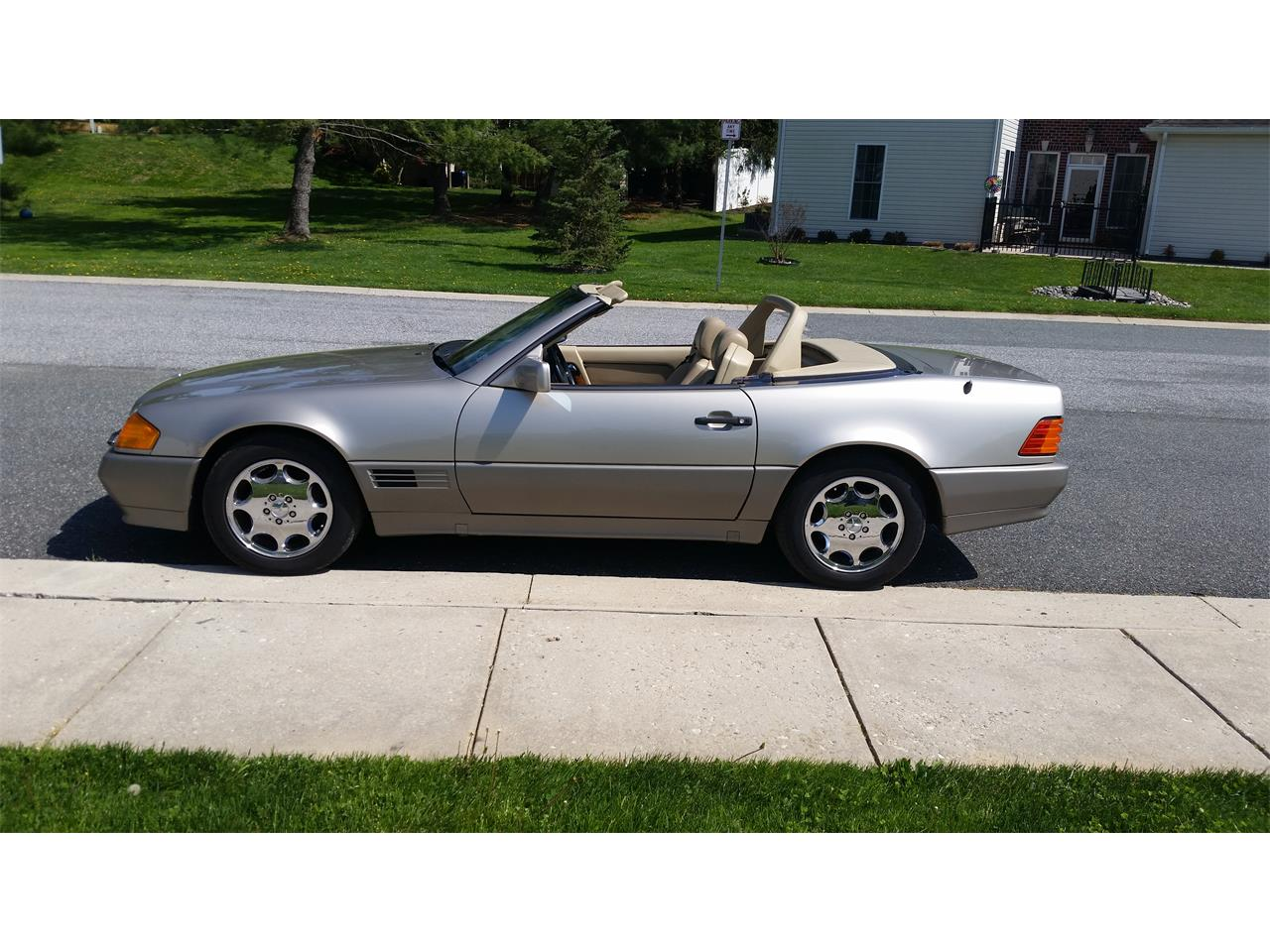 Large Picture of '90 SL500 - LY0I