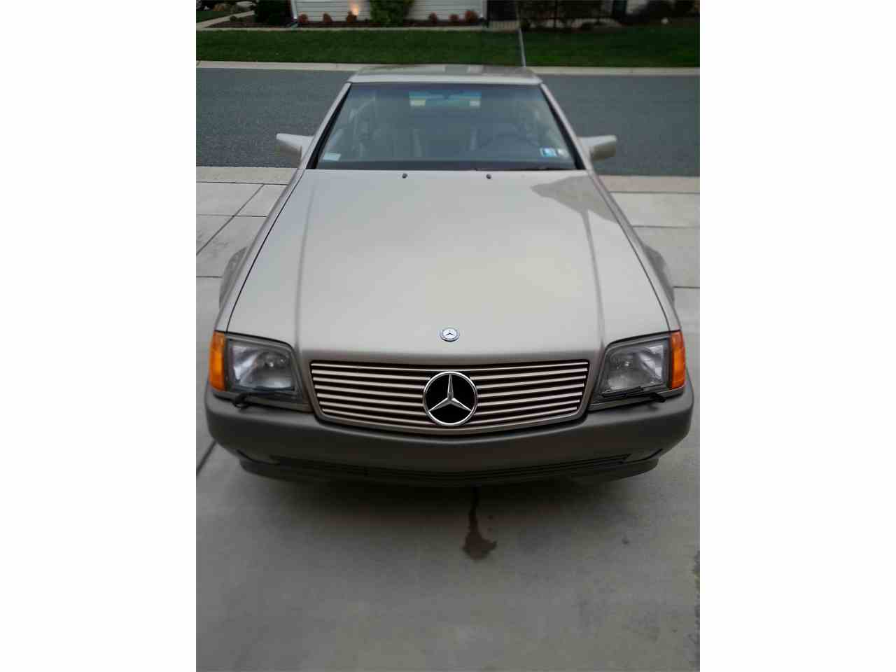 Large Picture of 1990 500SL - LY0I