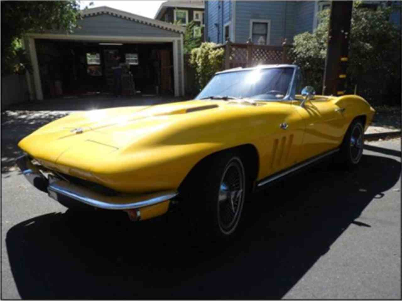 1965 chevrolet corvette stingray for sale cc 1023867. Black Bedroom Furniture Sets. Home Design Ideas
