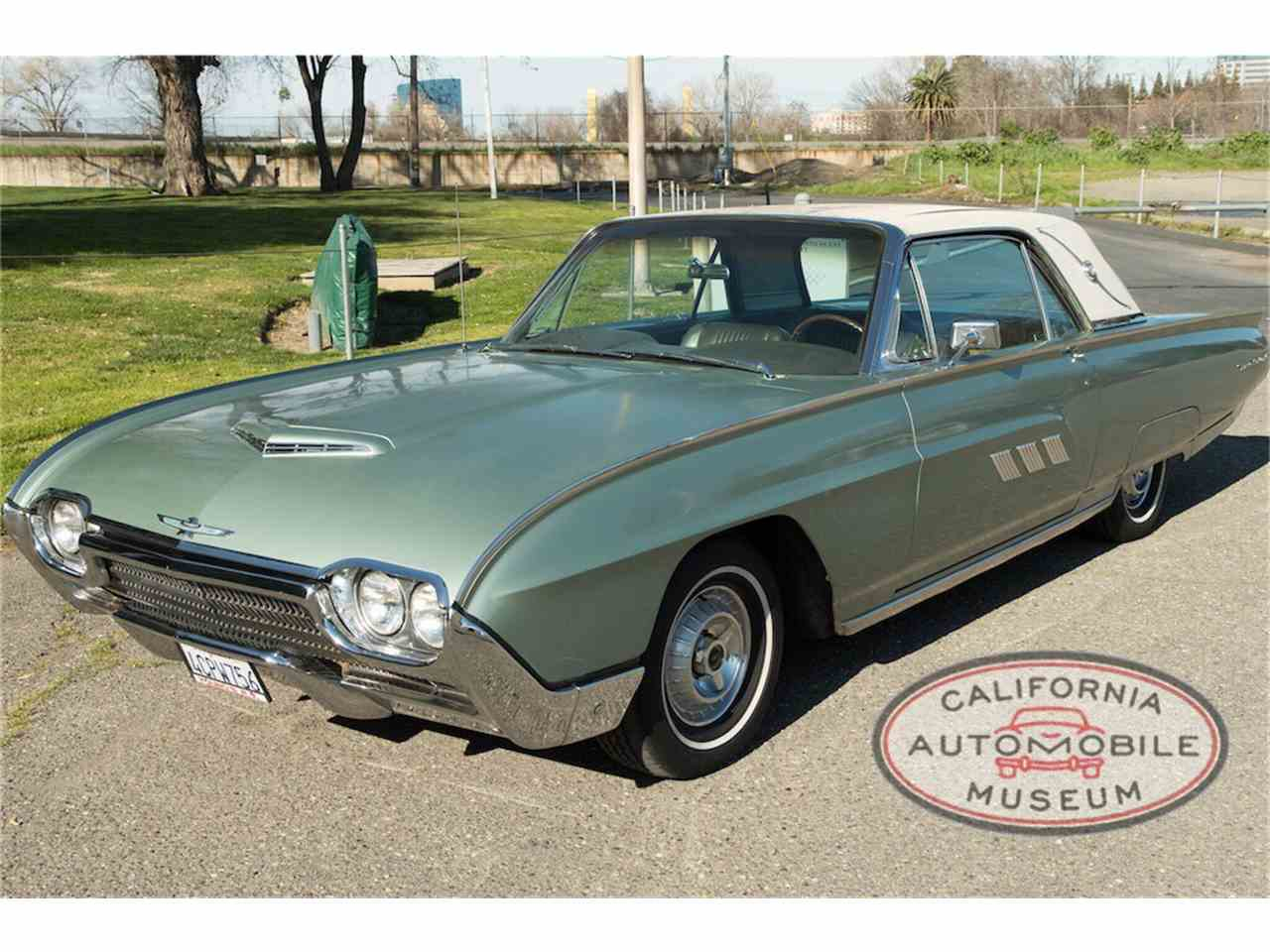 1963 ford thunderbird for sale cc 1023882. Black Bedroom Furniture Sets. Home Design Ideas