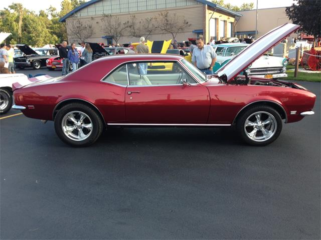 Picture of Classic '68 Chevrolet Camaro SS located in New York Offered by a Private Seller - LY1H