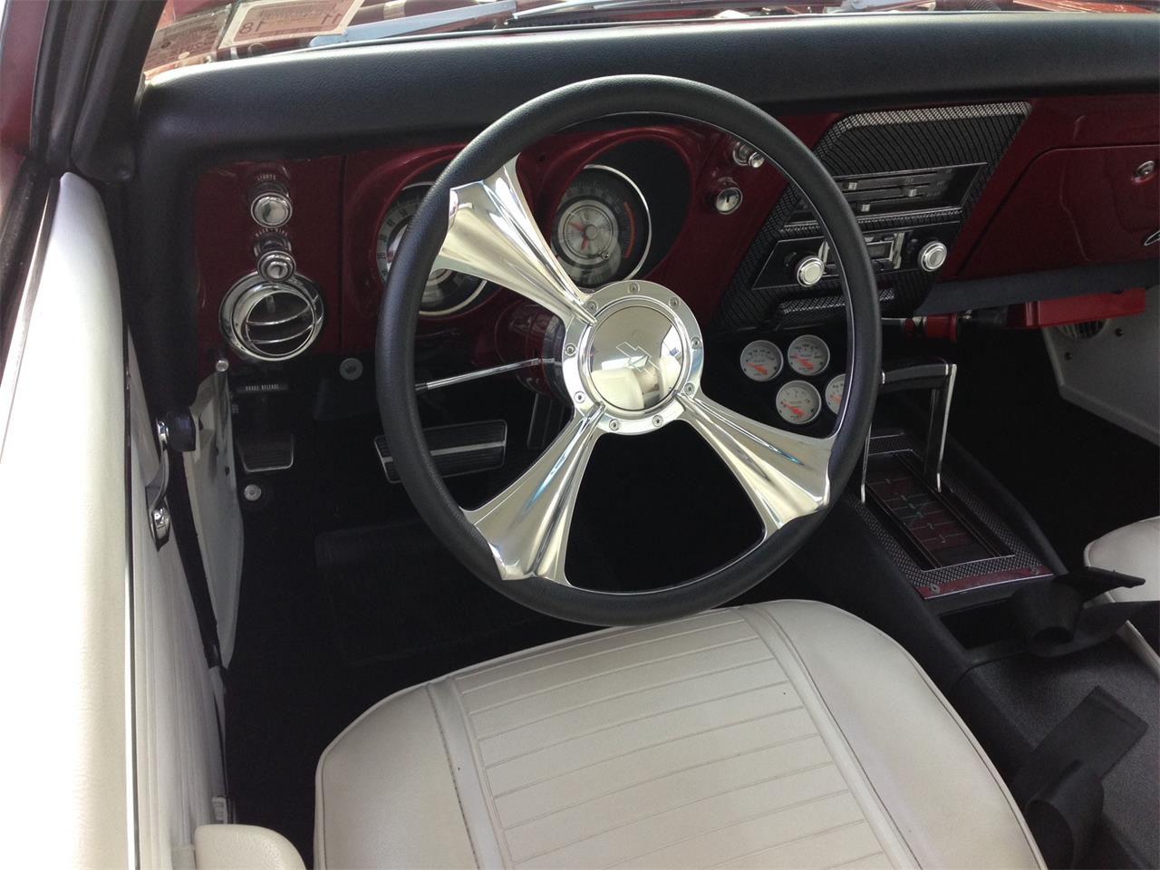 Large Picture of Classic 1968 Chevrolet Camaro SS located in Lackawanna New York - $32,500.00 - LY1H