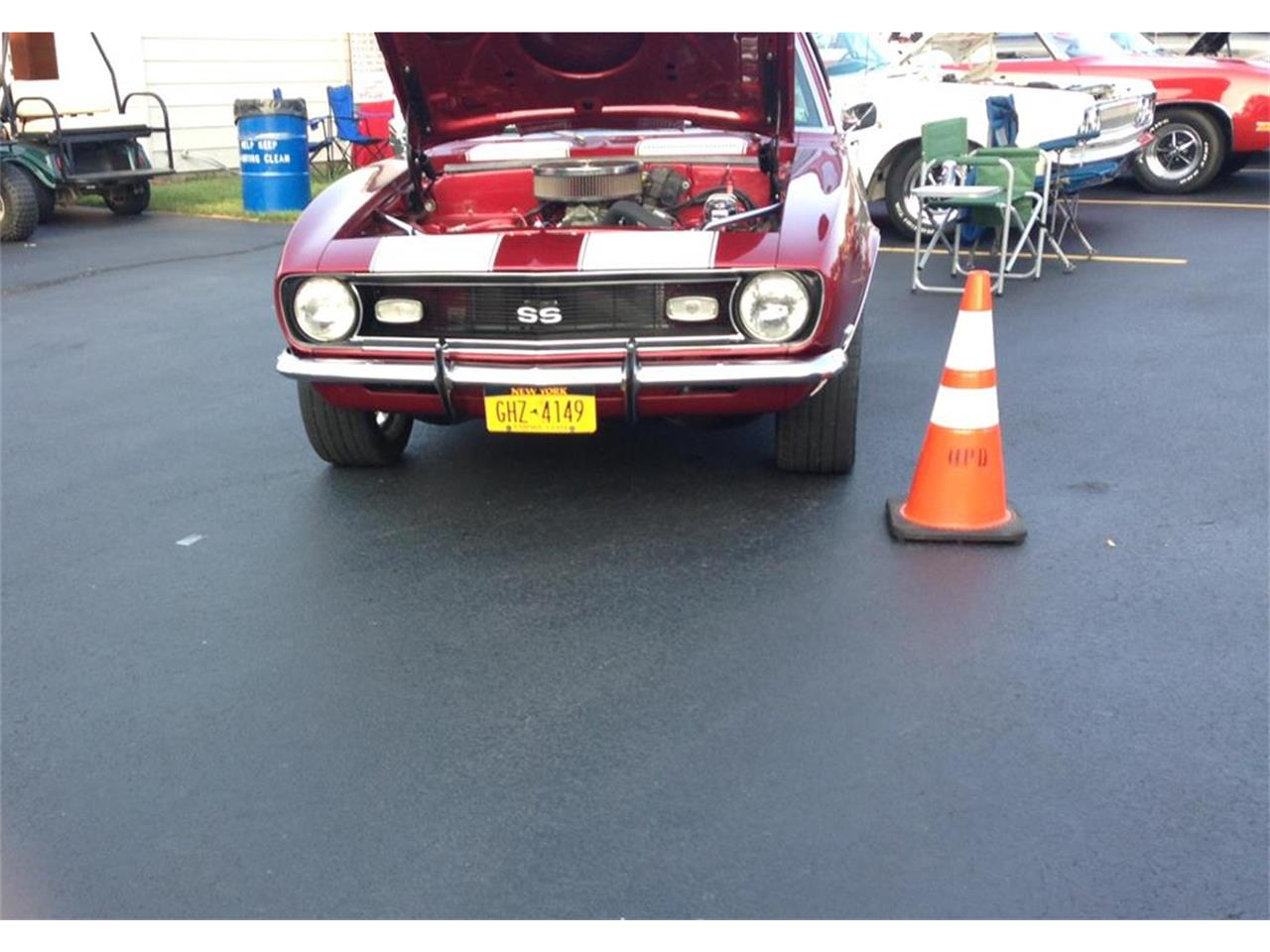 Large Picture of Classic 1968 Camaro SS Offered by a Private Seller - LY1H