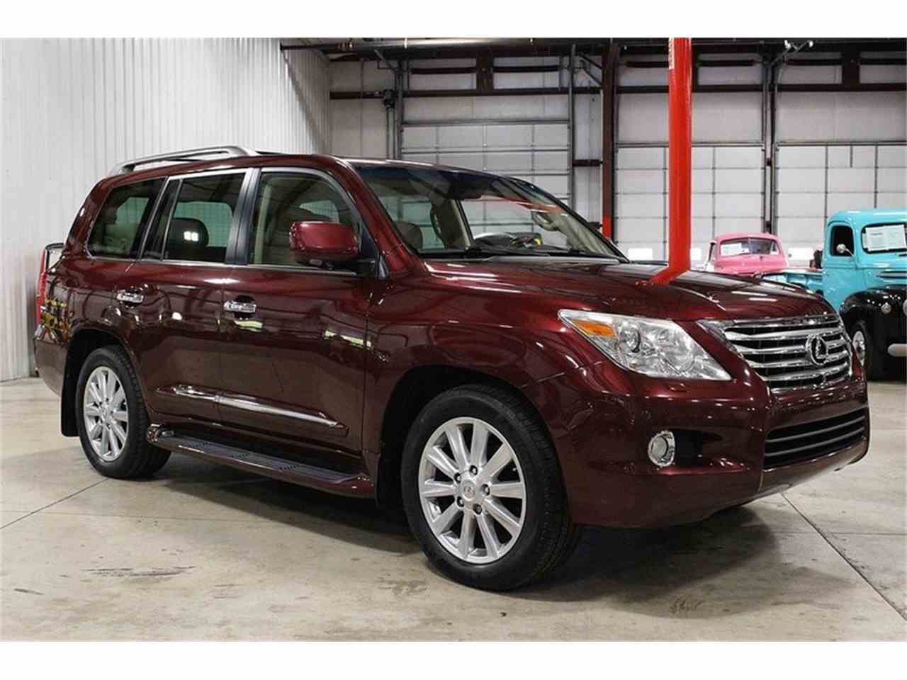 Large Picture of '08 LX570 - LVC6