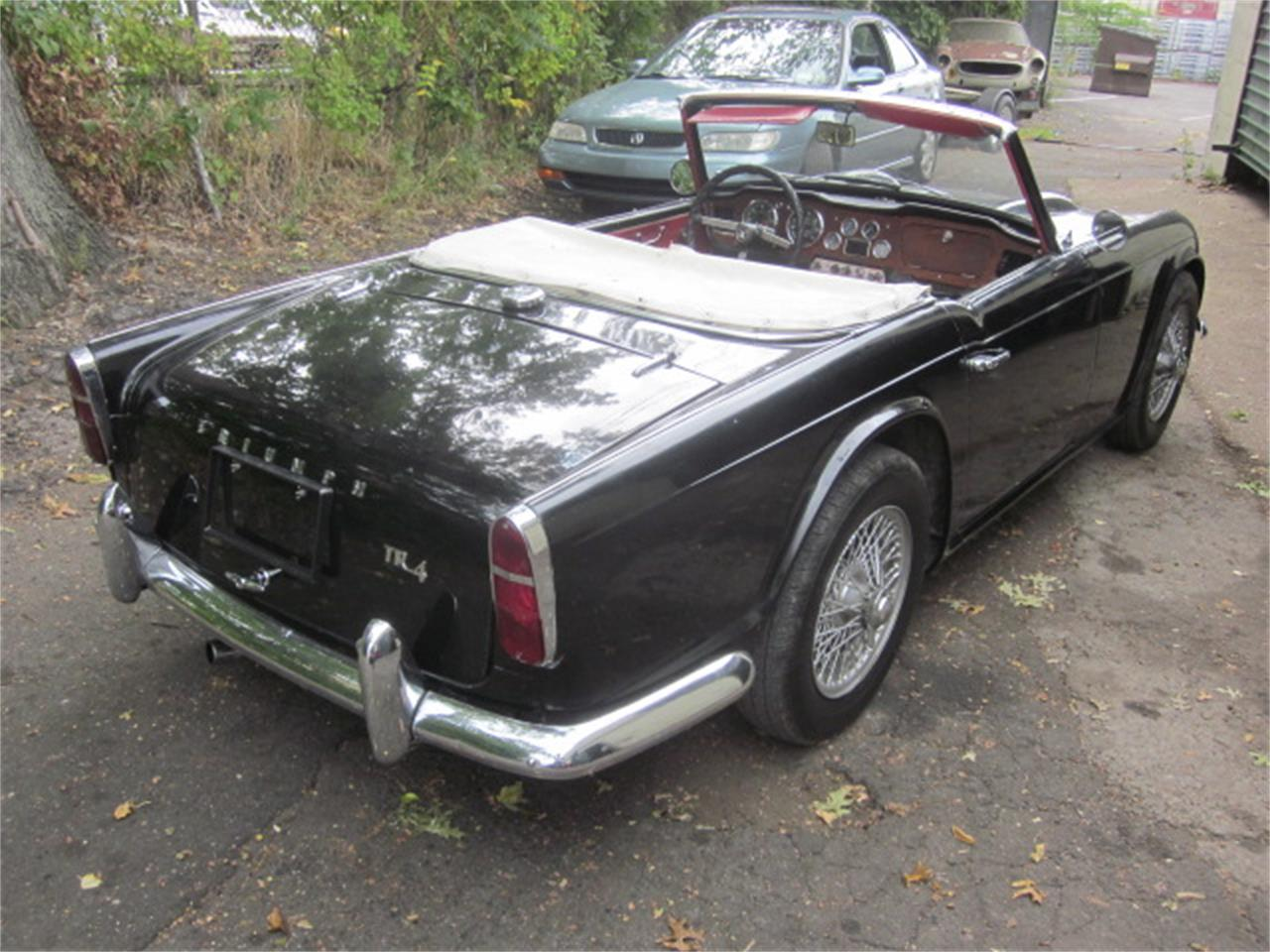 Large Picture of '64 TR4 - LY1R