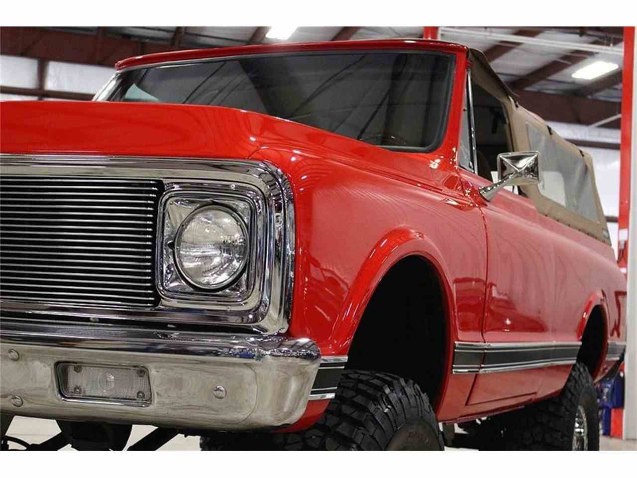 Large Picture of '71 Blazer - LVCE